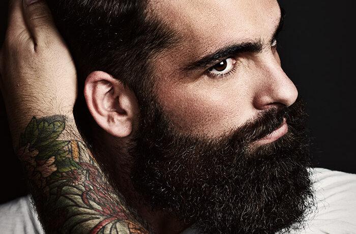 Beard number 6